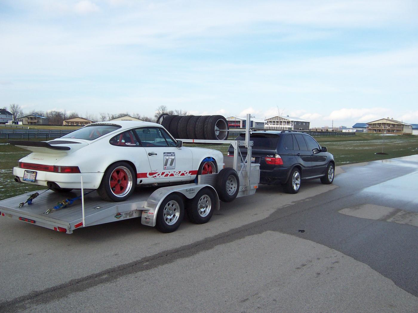 Bmw X5 Towing >> X5 Towing an Enclosed Car Trailer! - Page 3 - Xoutpost.com