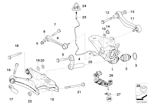 Rear Upper Control Arms