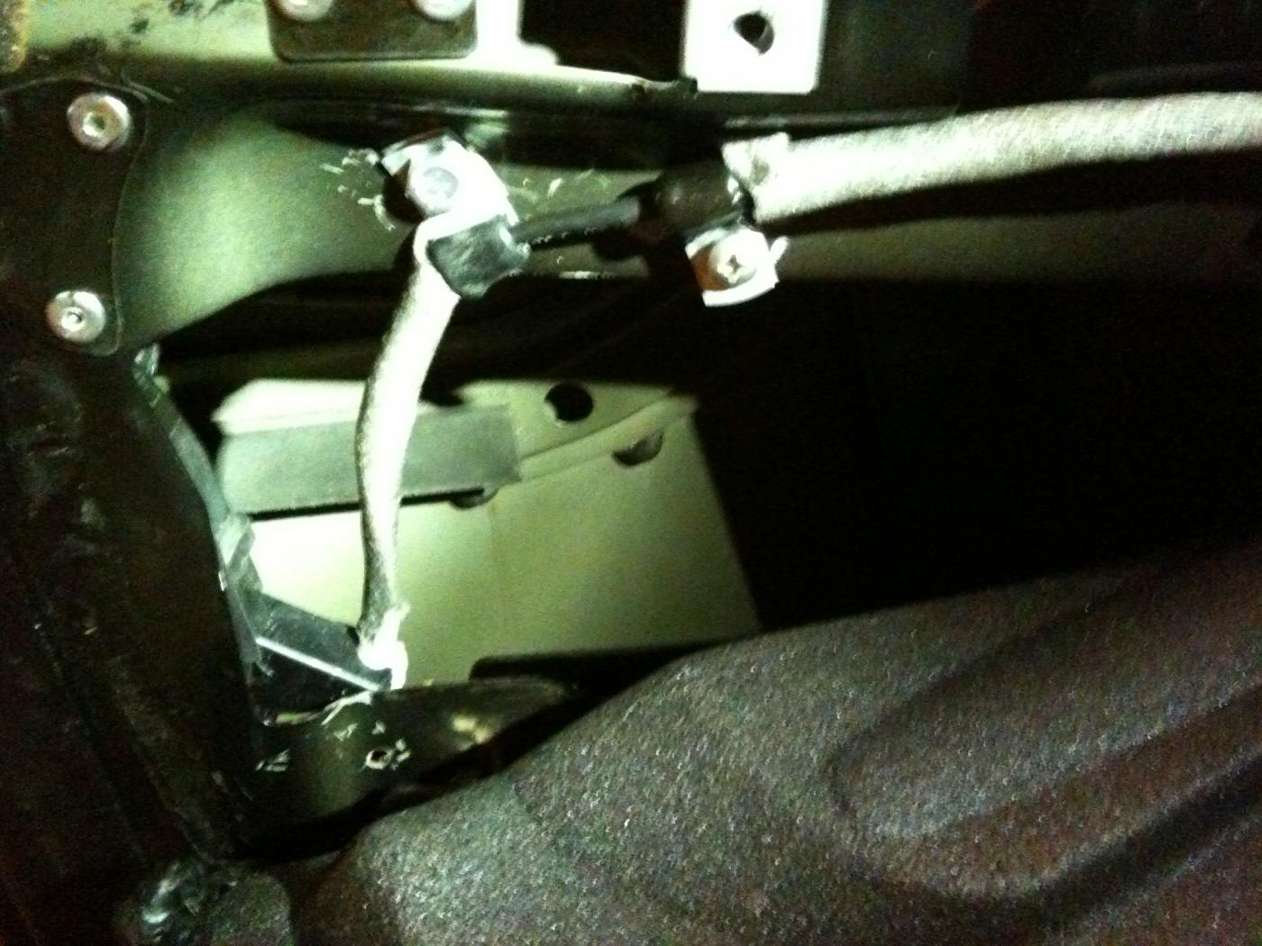 Drivers door won t open after changing handle carrier xoutpost com - Attached Images