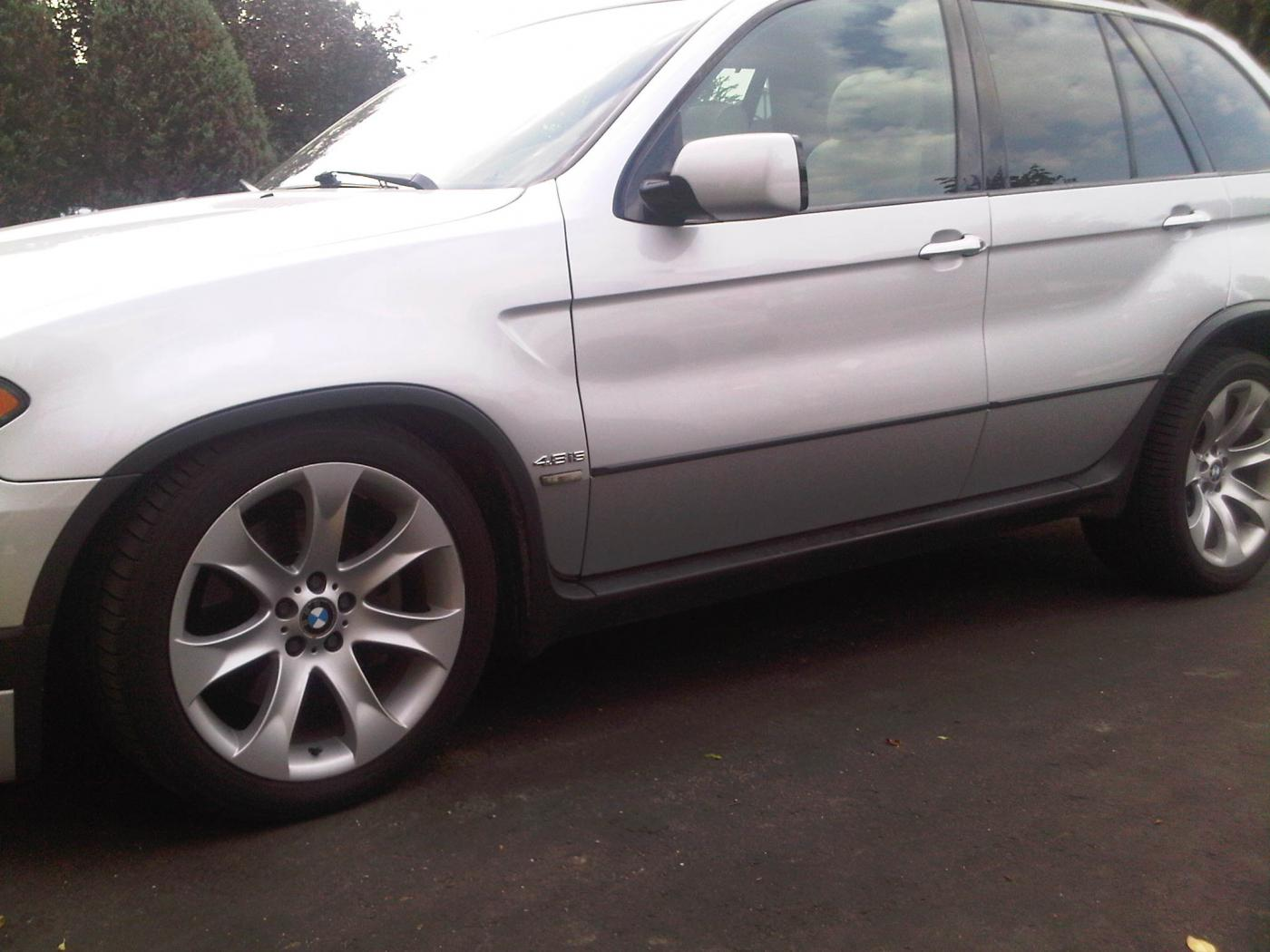 Bmw X5 Air Suspension