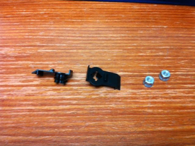 Window Regulator Plastic Clip Backing Nut Part