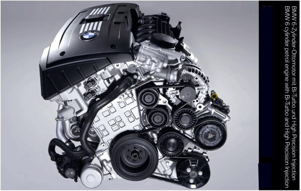 New Bmw N54 3 0 Engine To Be Shown In Geneva