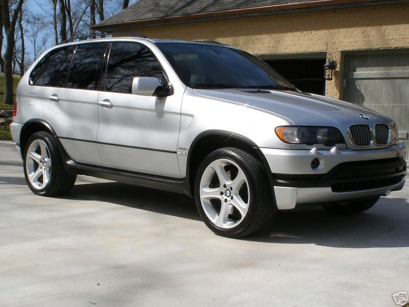 2007 Bmw X5 4.8 I >> Body Kits for the X5 - Xoutpost.com
