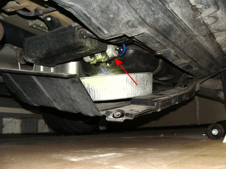 fuel filter replacement - page 6