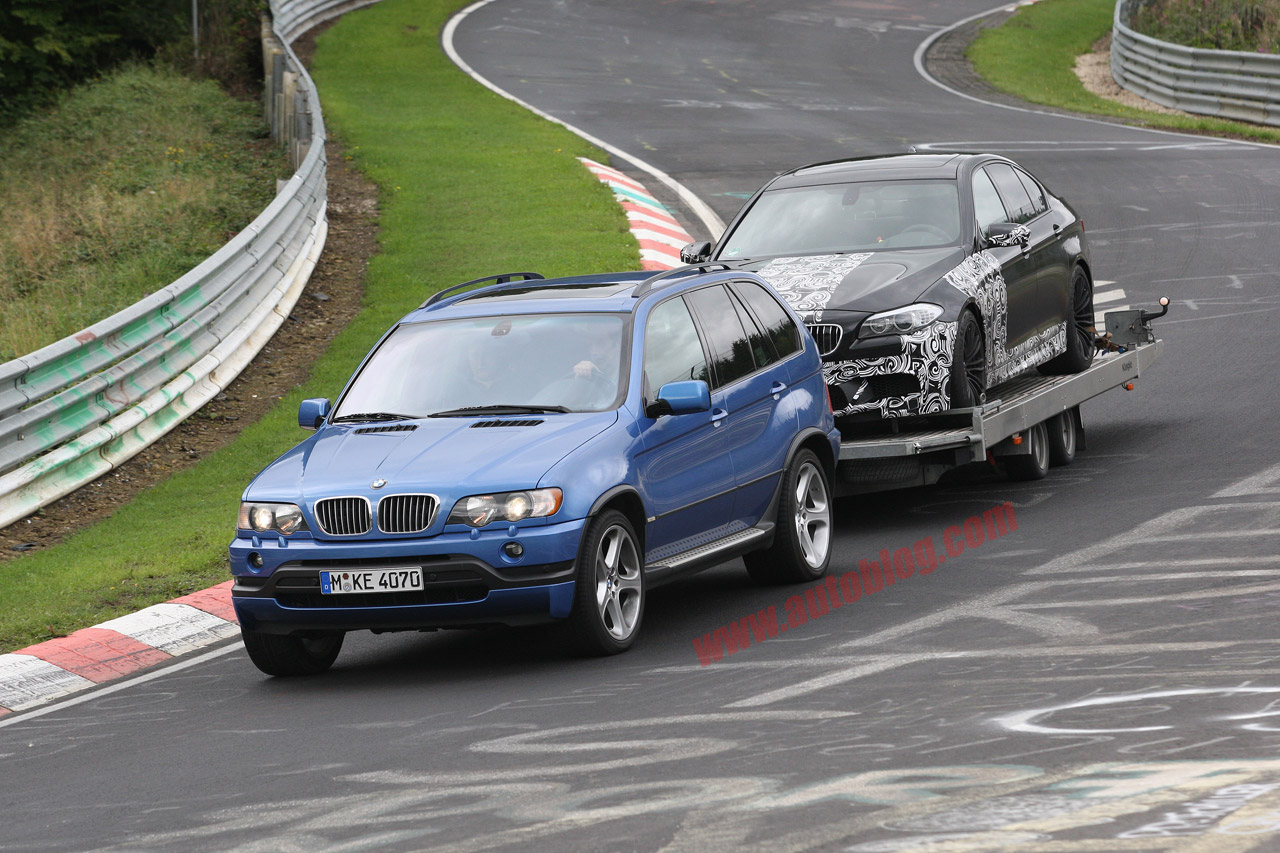 Towing With The X5 Xoutpost Com
