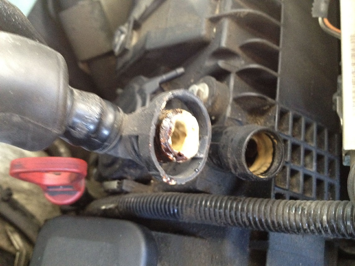 Bmw Recommended Oil >> 2006 4.4 N62 Oil Separator/Crankcase vent repair - Xoutpost.com