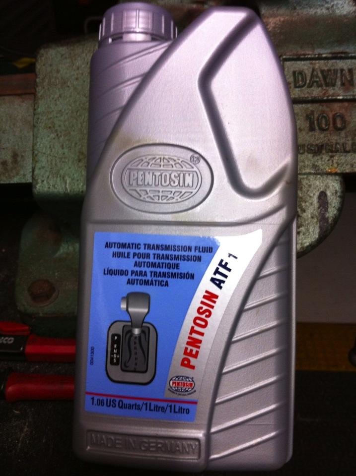 2004 X5 Diesel Automatic Transmission oil change Please Help