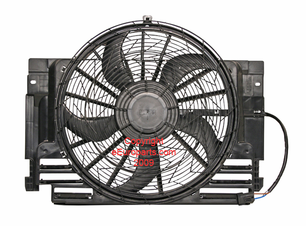 Auxiliary Fan Compression Shroud Diy Air Conditioning