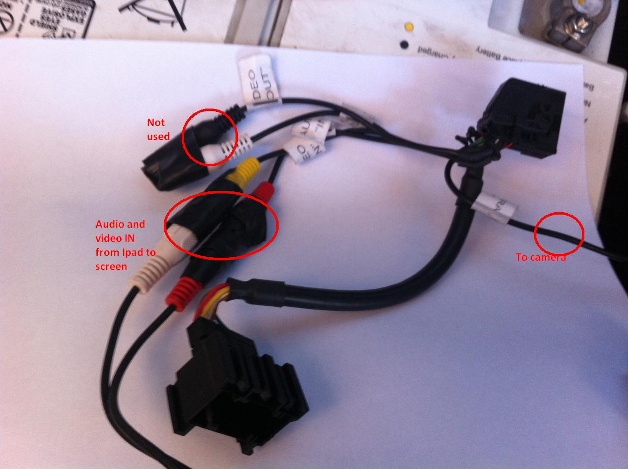 X5 Backup Camera Wiring Diagram Tundra How To Connect Ebay Navi Page 9 Xoutpost Com Rh Schematic