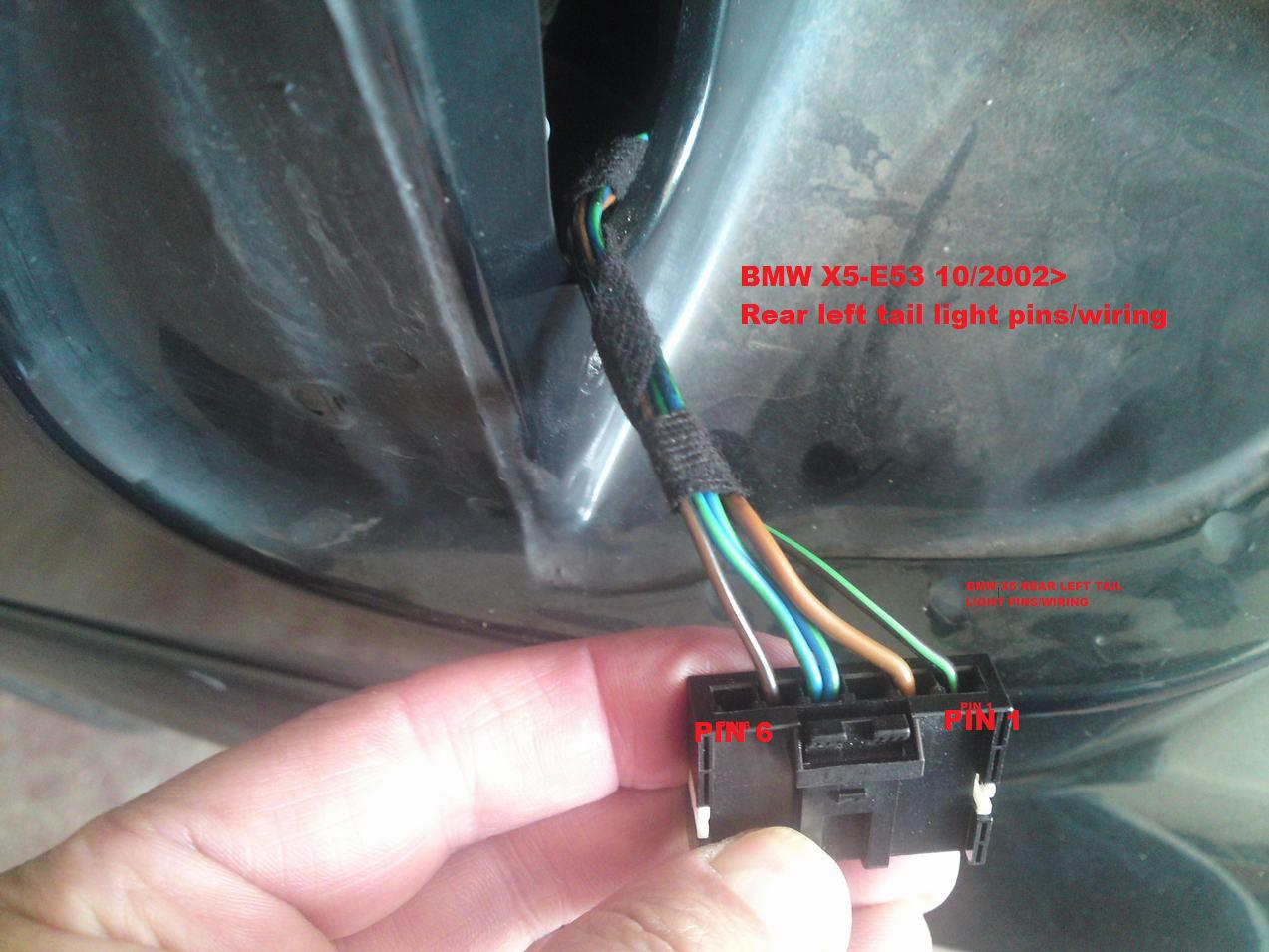 Bmw X5 Wiring Harness Problems 2003 E53 39 Wiring