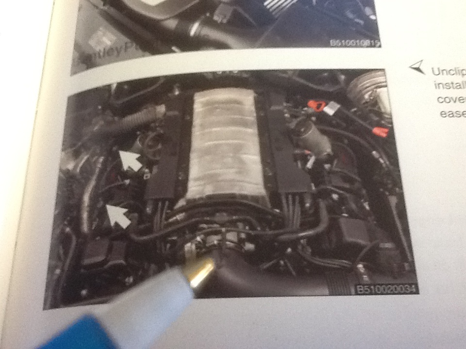 Rubber Vacuum Line Ccv Amp Oil Consumption Related N62