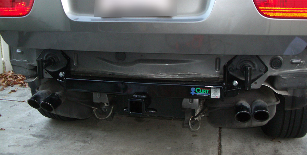 Bmw X3 Trailer Hitch