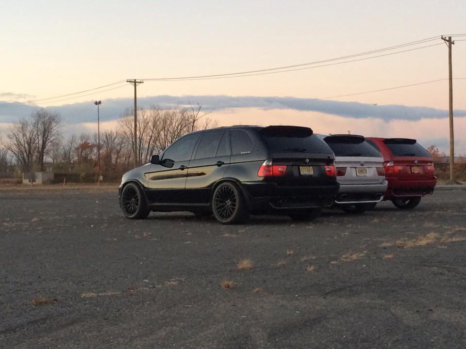 Attached Images: BMW X5 E53 Performance Exhaust At Woreks.co
