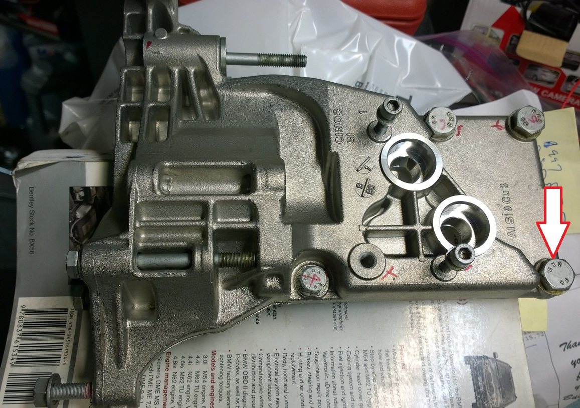 Oil leak: Dealer says it's the oil cooler seal?????? - Page
