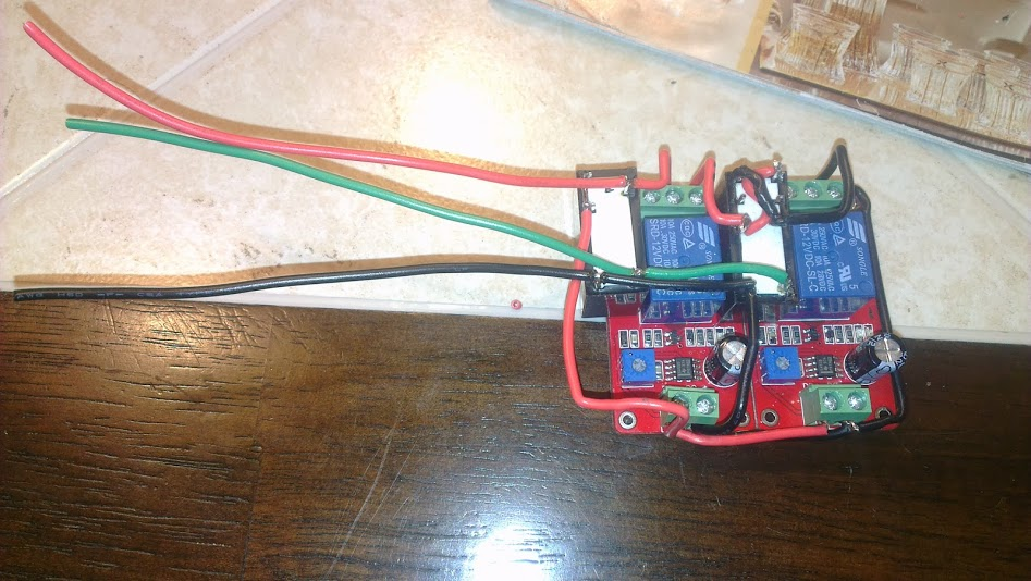 Just wired my power fold mirrors to my ignition to auto fold in/out ...