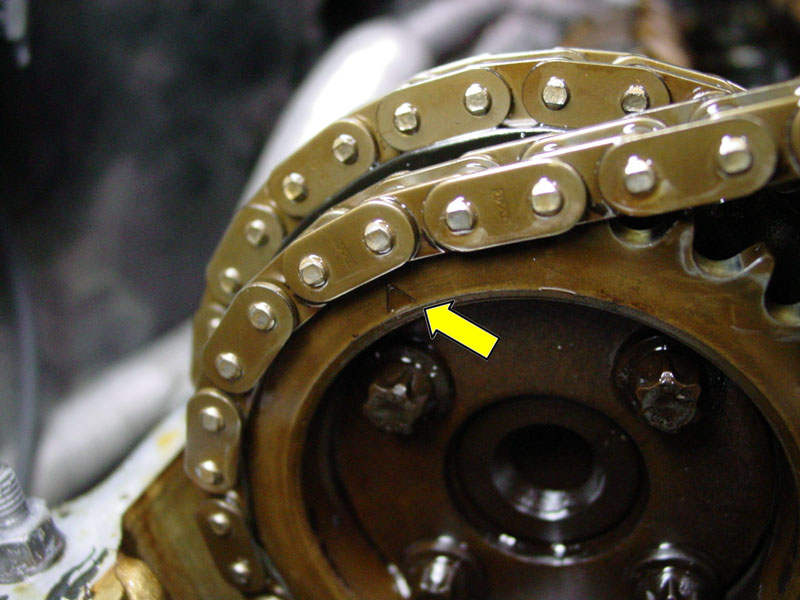 Correct Timing Gear Mark Help Xoutpost Com