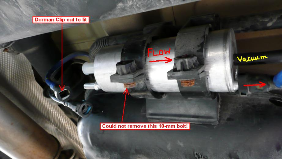 bmw 528i fuel filter  | 922 x 519
