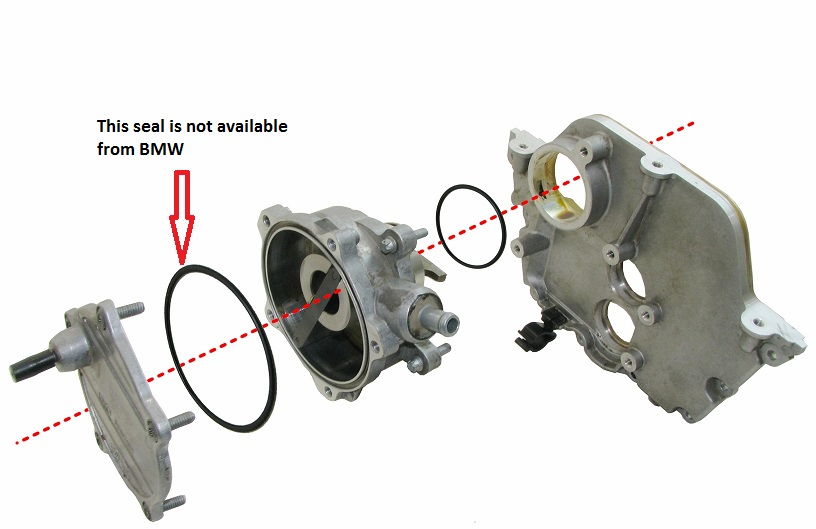 Vacuum pump seals removal installation diy xoutpost com