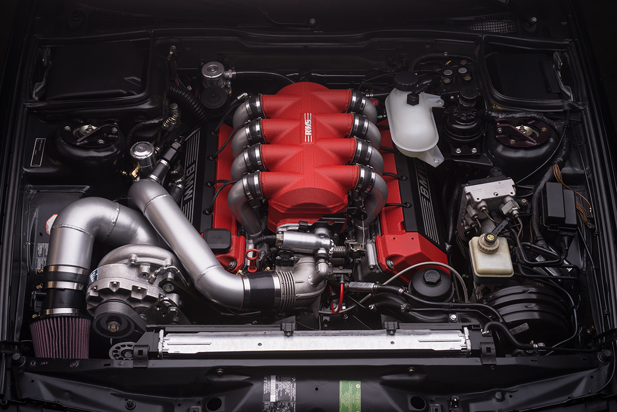 E53 X5 4 6is 2003 to twin turbo charge it or supercharge