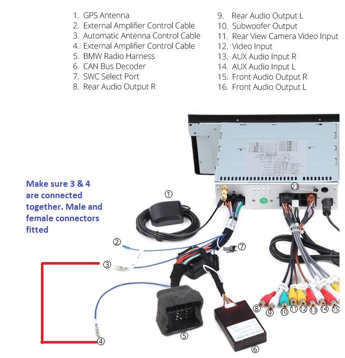 Stay away from Eonon radios - Page 7 - Xoutpost.com Flip Down Eonon Wiring Diagram on