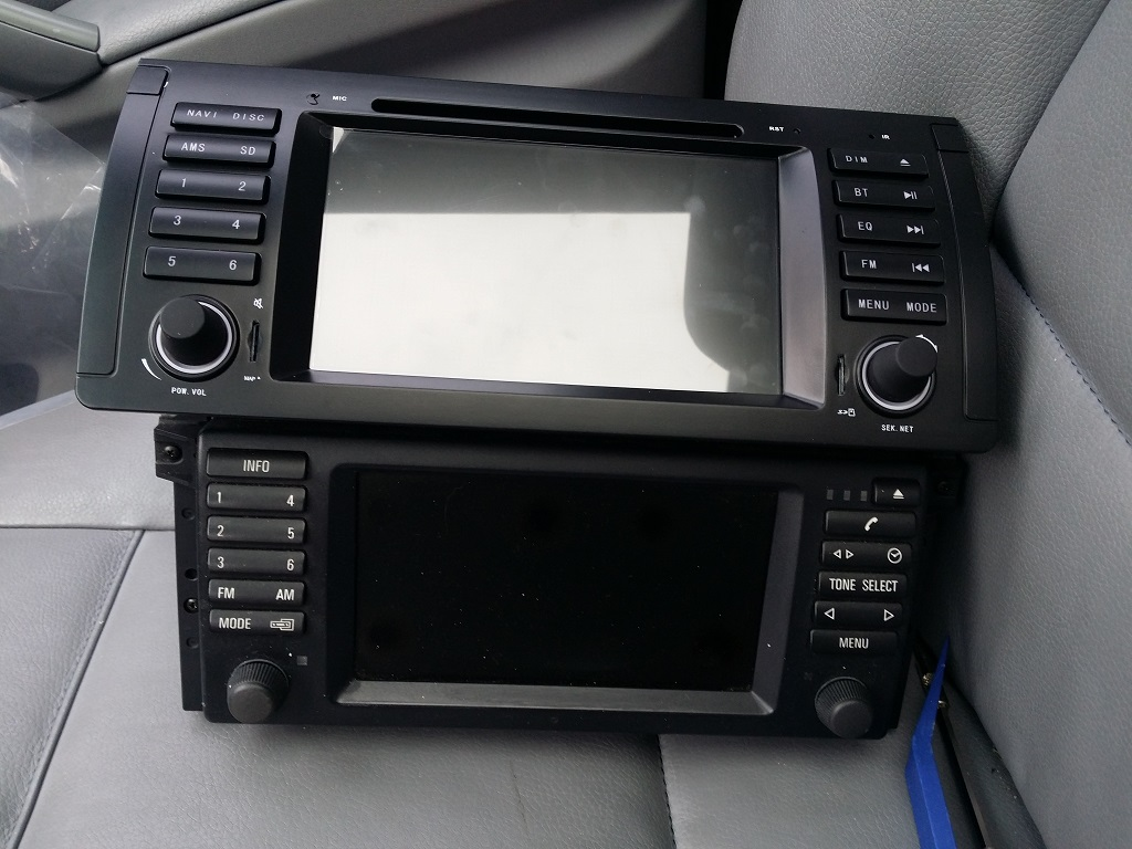 My 2005 X5 Aftermarket Radio Install Thread Page 2