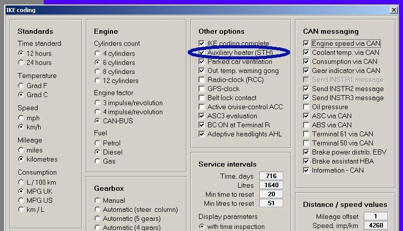 X5 2004 3 0D Aux Heater activation - Page 2 - Xoutpost com