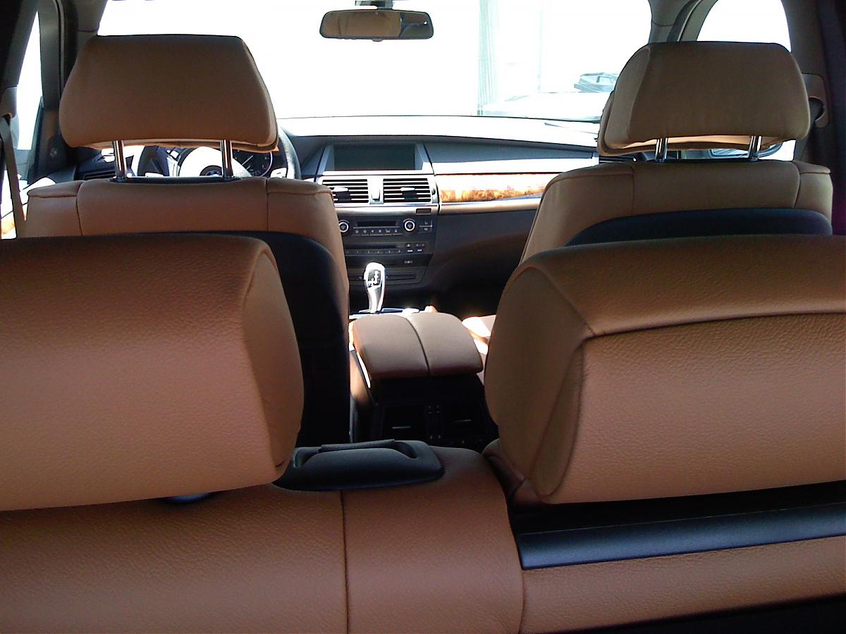Saddle Brown Interior Now Available For