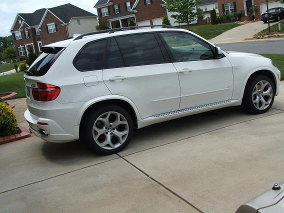 Bmw X5 3Rd Row >> Aero kit with other plastic parts painted..? - Xoutpost.com