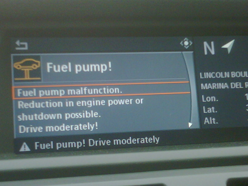 Fuel Pump Malfunction X5 35d Xoutpost Com