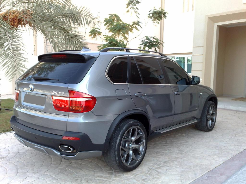 2007 Bmw X5 4.8 I >> Pics Wanted - Space Gray (M Sport) with 215 Ferric Grey