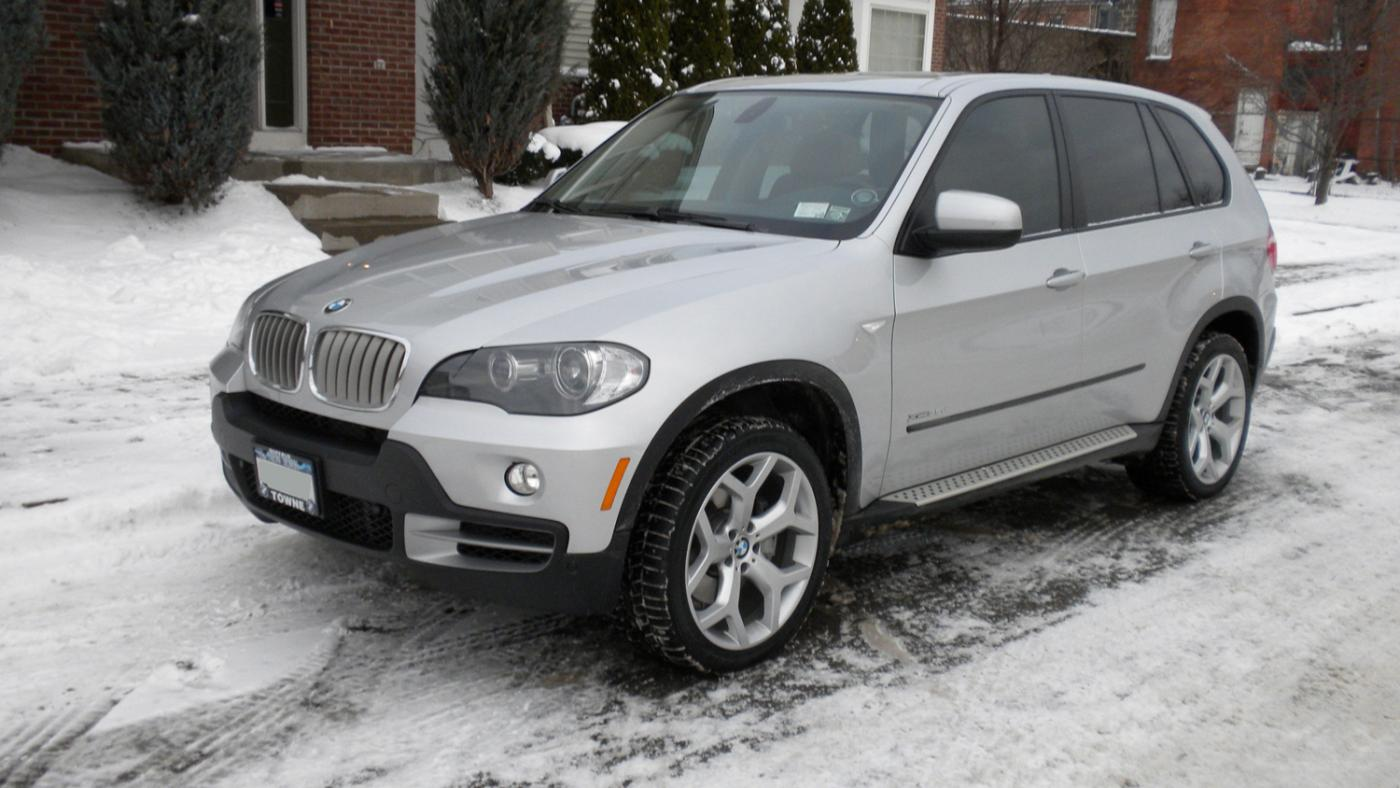 Its Finally Here 2010 BMW X5 35D