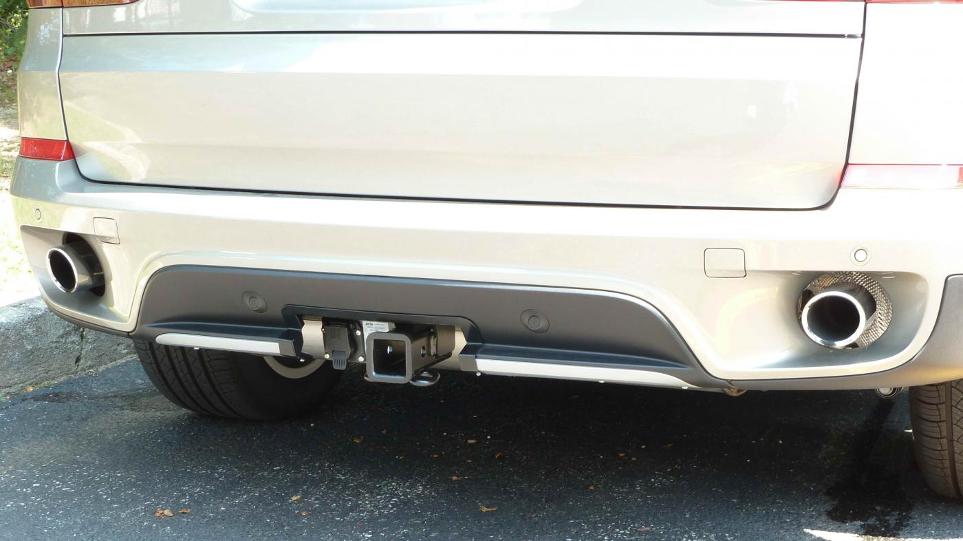 Trailer Hitch On A 2011 X5 Xoutpost Com