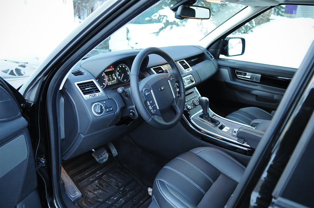 Sold the X5 4.8i & bought new Range Rover Sport S/C ...