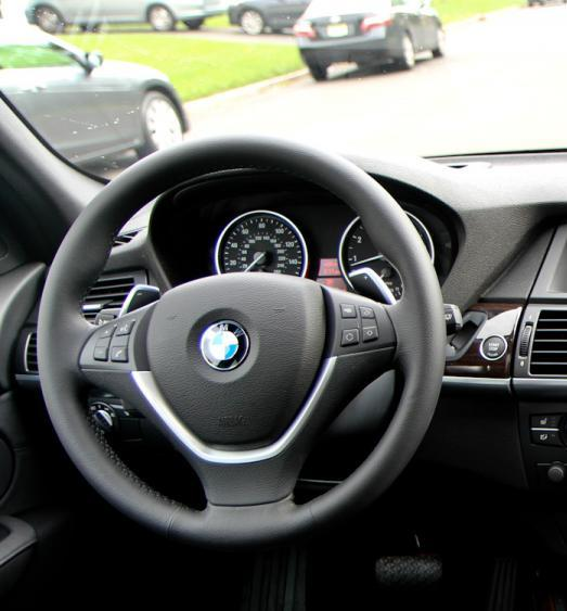 Bmw Xdrive50i: Be The 1st X5 In The U.S. To Have Cool Paddle Shifters