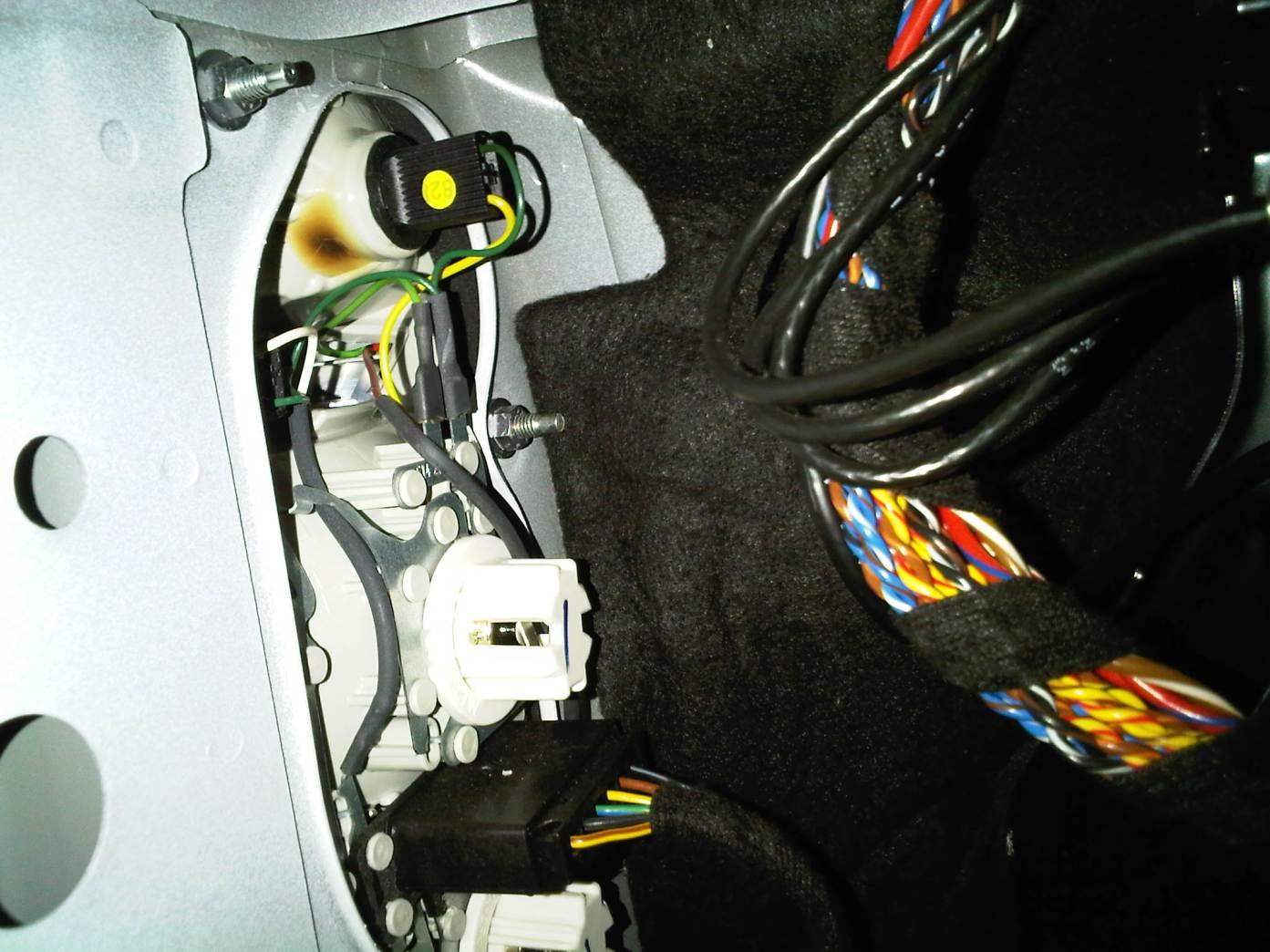 Left Brake Lamp Malfunction! - Xoutpost com