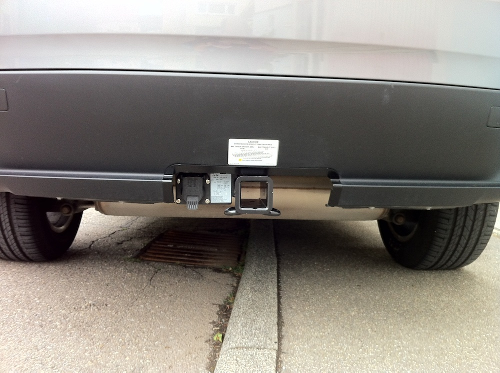 tow hitch on e70  - page 5