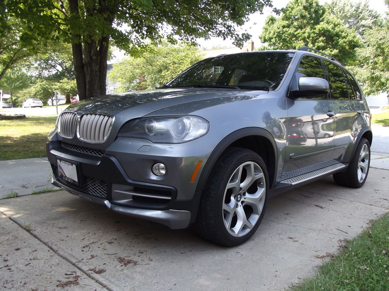 bmw x5 trailer hitch installation instructions