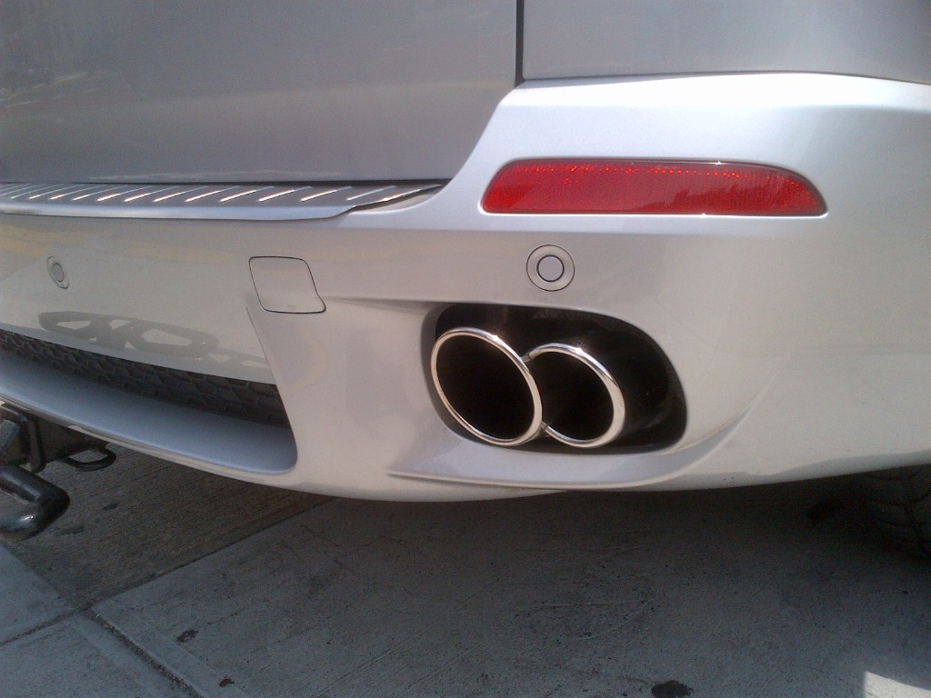 Oval Exhaust Tips Xoutpost Com
