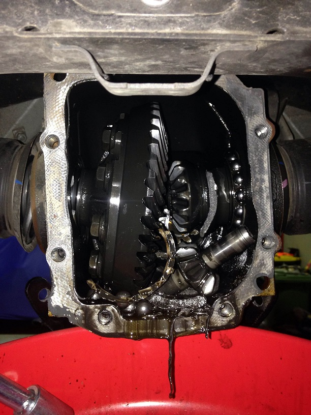 E70 X5 Rear Differential Failure Page 2 Xoutpost Com