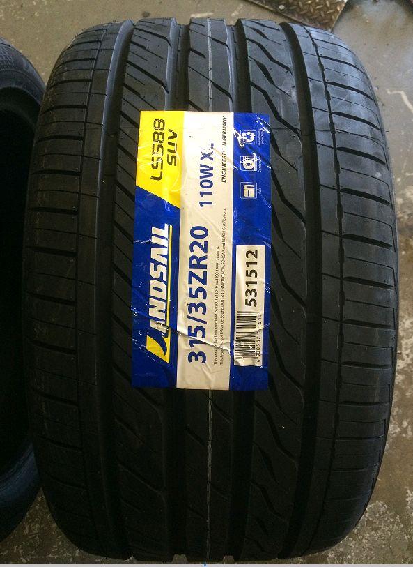 New Tires Landsail Ls 588 Suv 275 315 Xoutpost Com