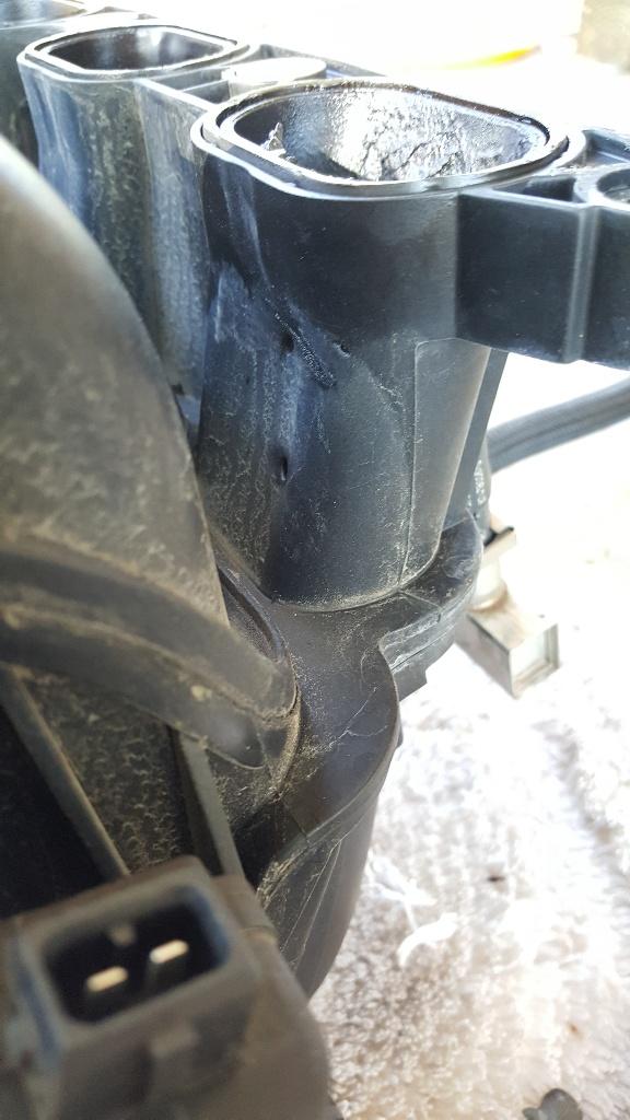 Vacuum Leak Cause Misfire