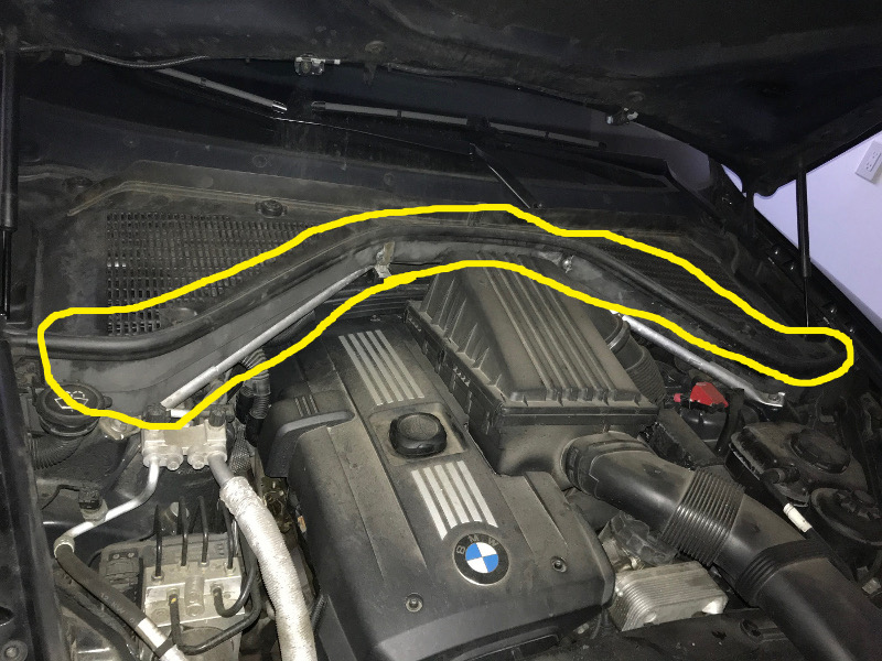 engine bay part identification xoutpost com rh xoutpost com BMW E31 BMW E35