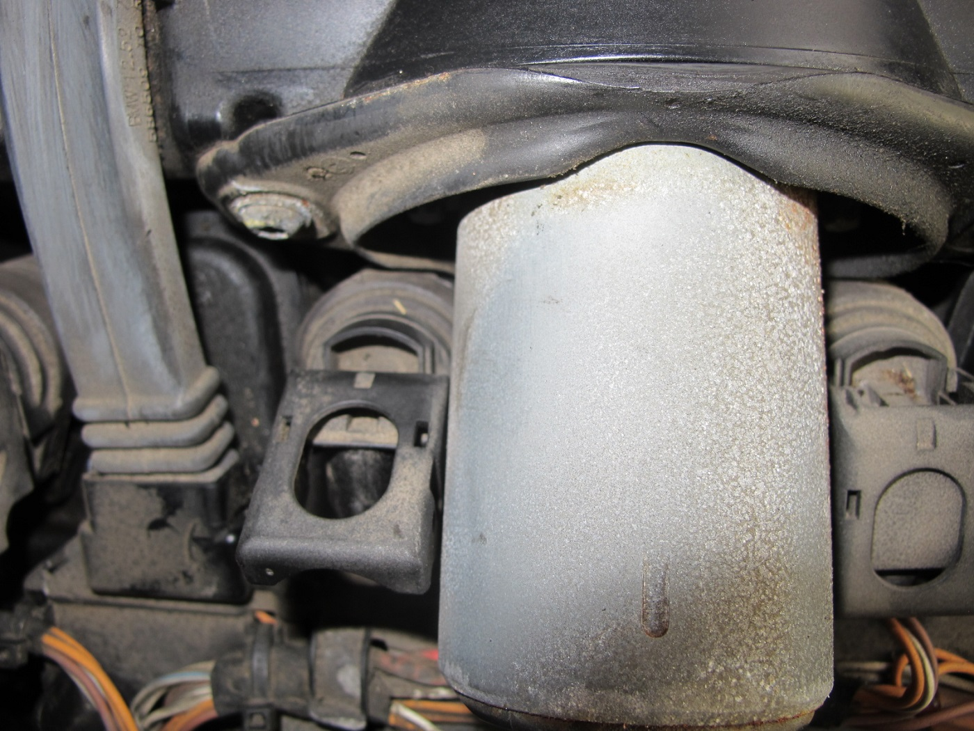 P0300, P0302, P0304, P0306, Engine running rough with little power