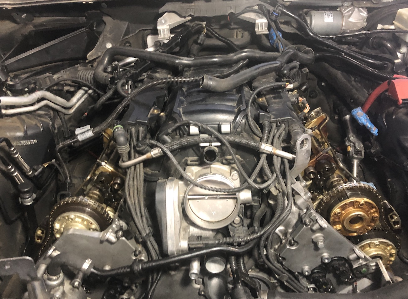 N62 Valve Cover and Timing Cover Gaskets - Extra Things to